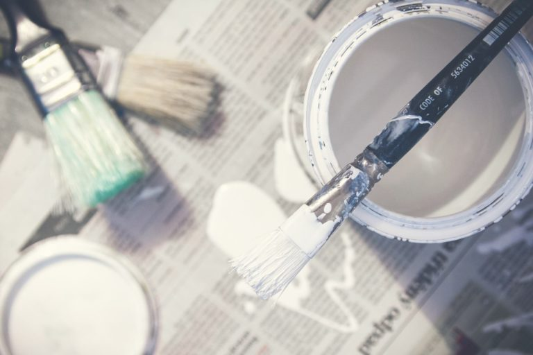 Malertätigkeiten
